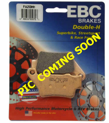 EBC REMBLOK SET SINTERED FA606HH