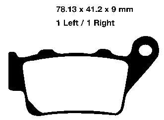 Para Opel Astra MK5 04-09 Trasero Discos De Freno de disco sólido Almohadillas Kit Set 5 Stud *