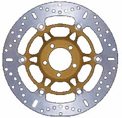 EBC standard replacement brake disc MD2001X