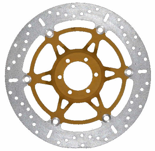 EBC standard replacement brake disc MD614X