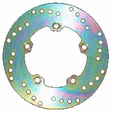 EBC standard replacement brake disc MD2091