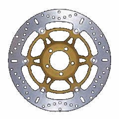 EBC standard replacement brake disc MD4012X