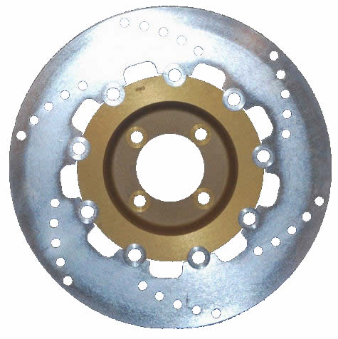EBC standard replacement brake disc MD4063