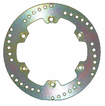 EBC standard replacement brake disc MD4071LS/RS
