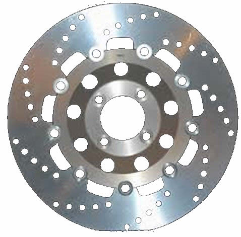 EBC standard replacement brake disc MD4076LS/RS