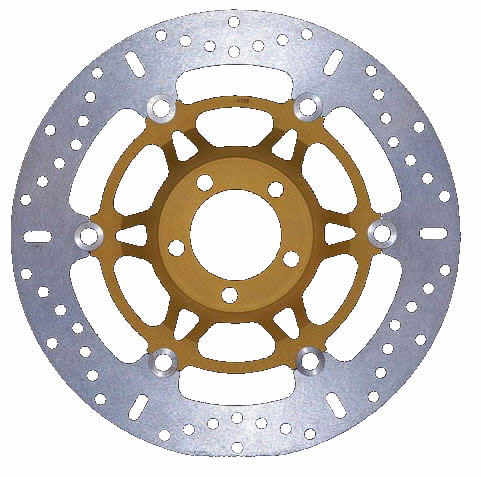 EBC standard replacement brake disc MD4153X