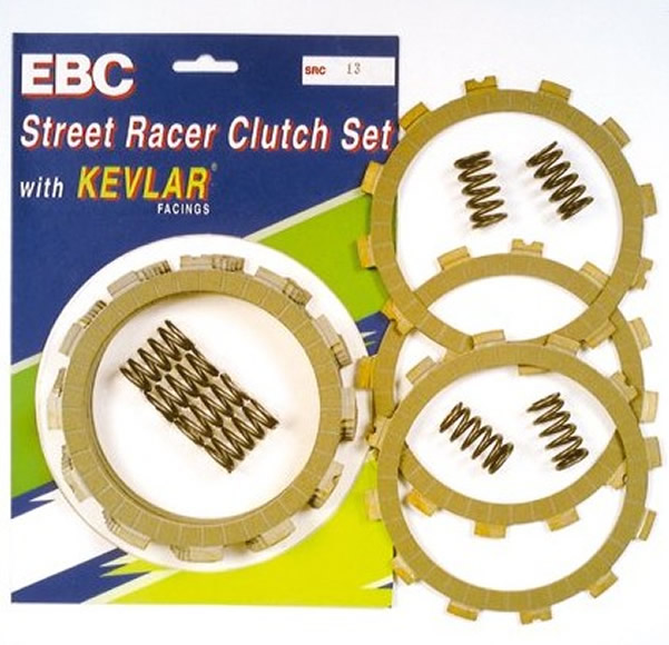 EBC Street Racer Kevlar kit Embrague SRC039