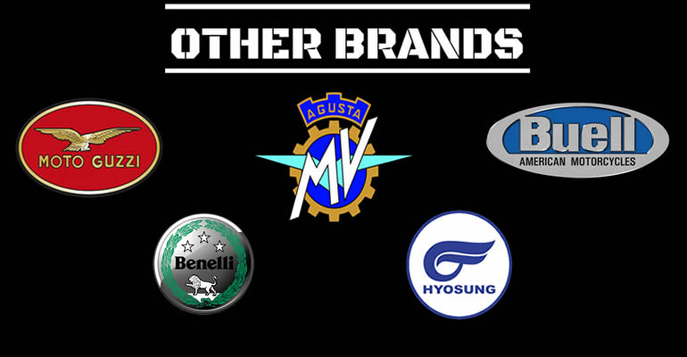 OTHER BRANDS SPARE PARTS