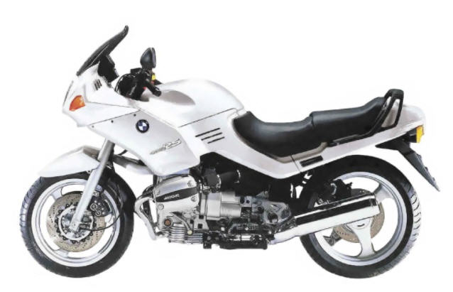 BMW R1100RS(259)94-01