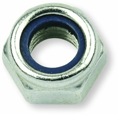 M6 Hex Lock Nut(10)