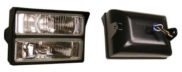 Headlight model streetfighter double straight H3