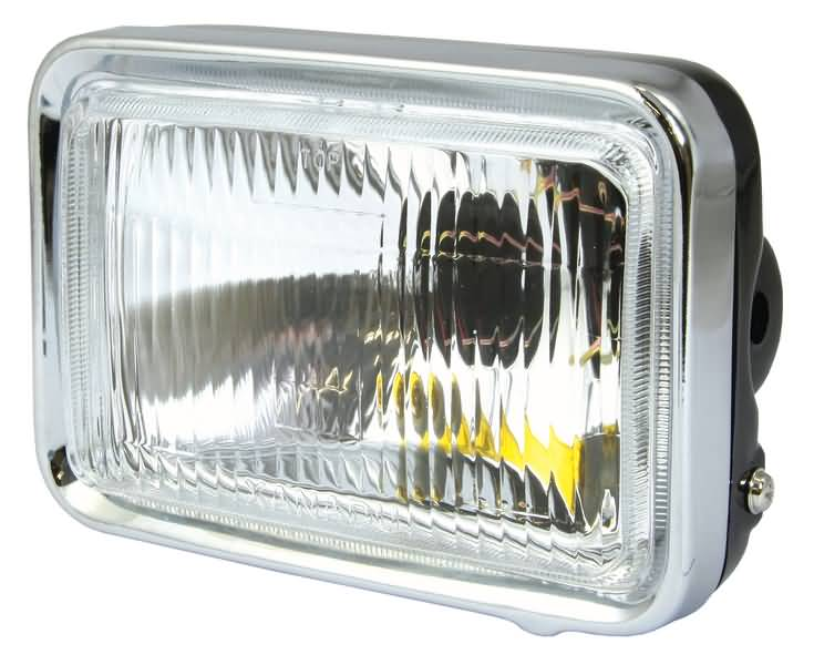 Headlight model Nighthawk H4