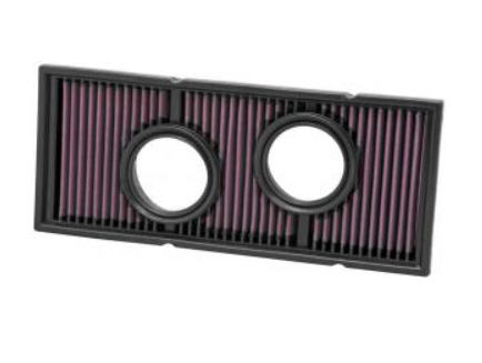 K&N FILTER, K&N LUCHT REPLACEMENT AIR FILTER KT-9907