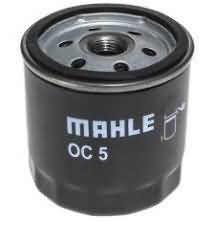 MAHLE FILTER, OLIE OIL FILTER, OC5