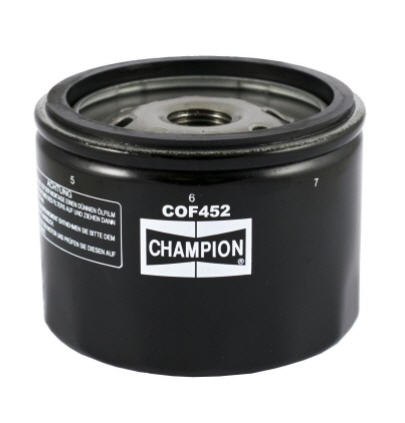CHAMPION FILTER, OLIE FILTER, COF452