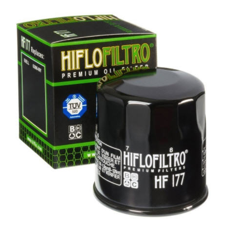 HIFLO FILTER, OLIE OIL FILTER, HF177