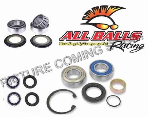 ALL BALLS LAGER, BALHOOFD STEERING BEARING KIT 22-1032