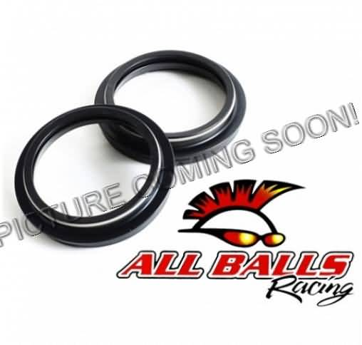 ALL BALLS FORK DUST SEAL KIT 57-108