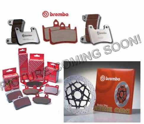 BREMBO REMBLOK 07BB14SP BRAKE PADS SINTER