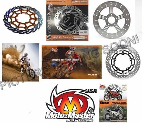 MOTO MASTER REMSCHIJF 110470, HALO FIXED DISC 210