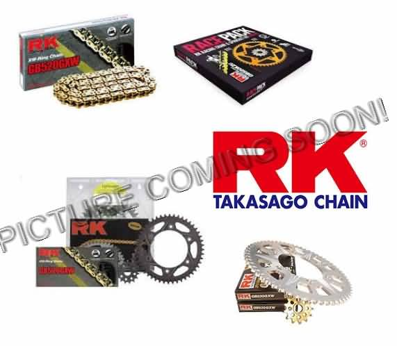 RK KETTINGWIEL SPROCKET, FRONT C5059-17