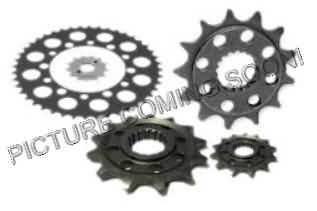 JT SPROCKETS KETTINGWIEL SPROCKET, FRONT 1183-17