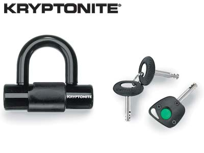 Kryptonite Evo Black