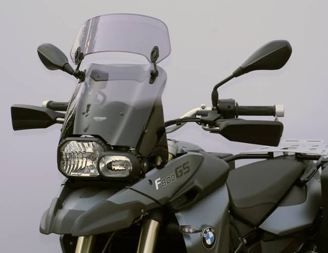 MRA RUIT TOURING XCTM BMW F 650/800 GS 08-, SMOKE