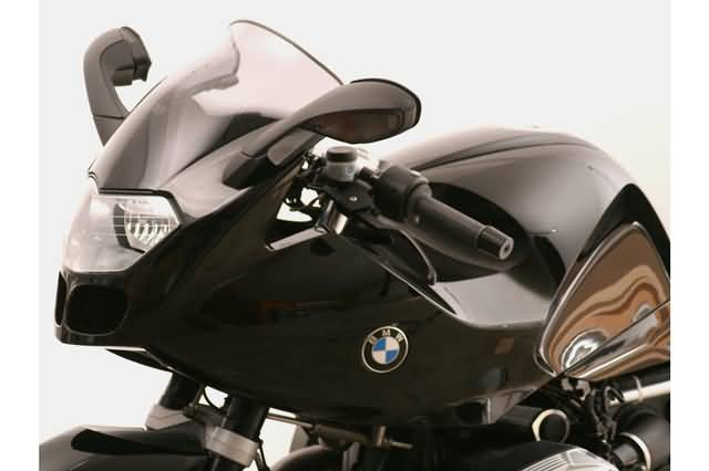 MRA SPOILER RUIT S BMW R 1200 S FROM MODEL BJ 2006, HELDER