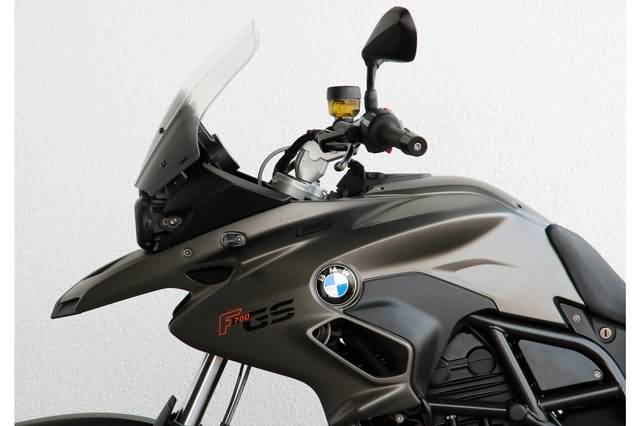MRA TOURING RUIT T, BMW F 700 GS ALL MODEL, SMOKE