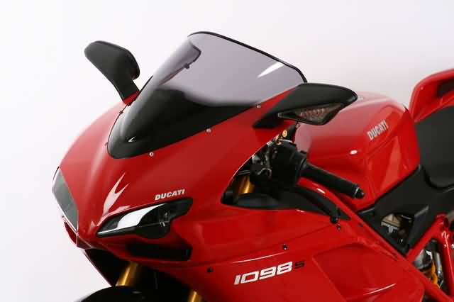 MRA RACING RUIT DUCATI 1098, SMOKE
