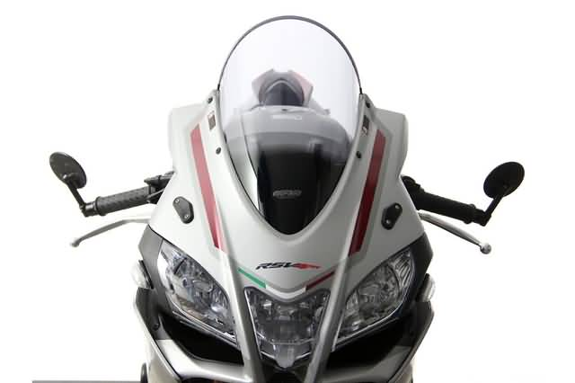 MRA RACING RUIT R, APRILIA RSV4 RR/RF FROM MODEL BJ 2015, ZWART