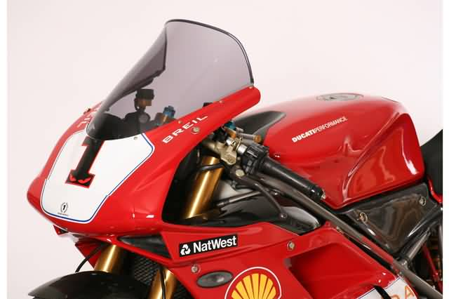 MRA TOURING RUIT T, DUCATI999 ALL MODEL, ZWART