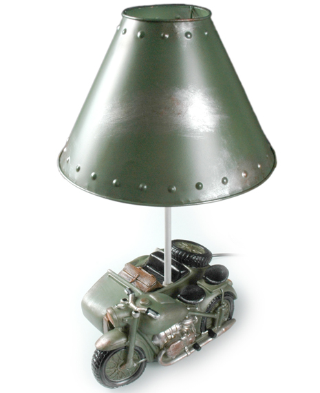 SCHEMERLAMP ZIJSPAN