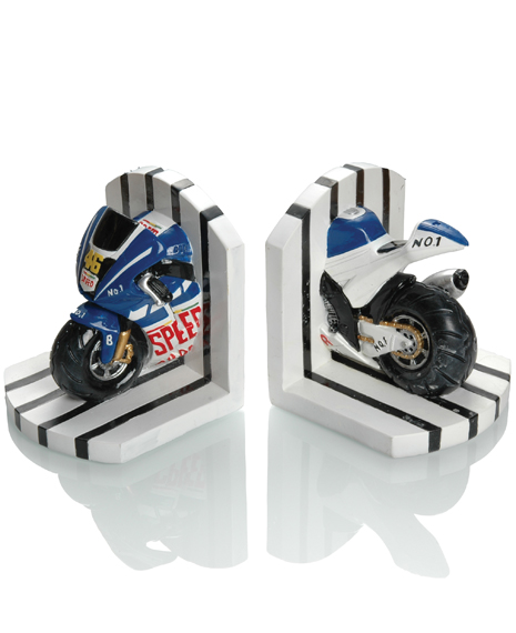 BOOKENDS MOTOR GPB