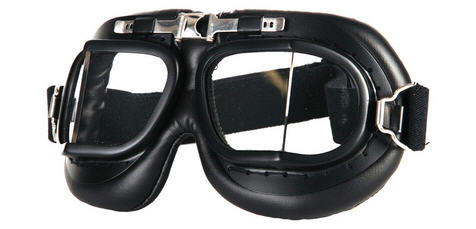 Goggles Royal Air Force Black