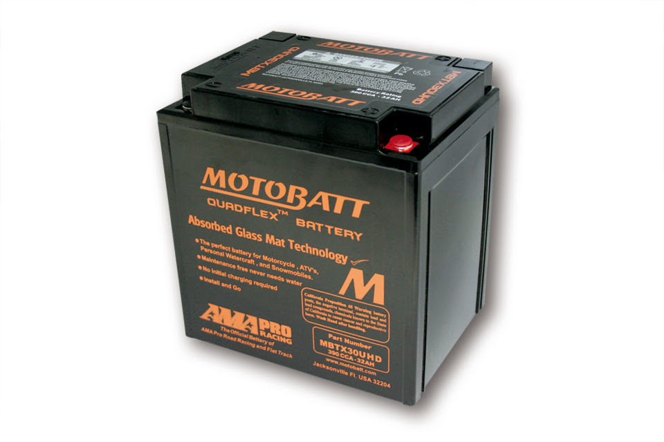 BATTERY MOTOBATT MBTX30UHD