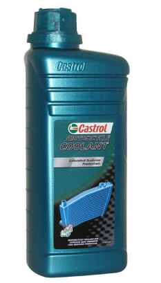 CASTROL MOTORCYCLE COOLANT 1 LITER
