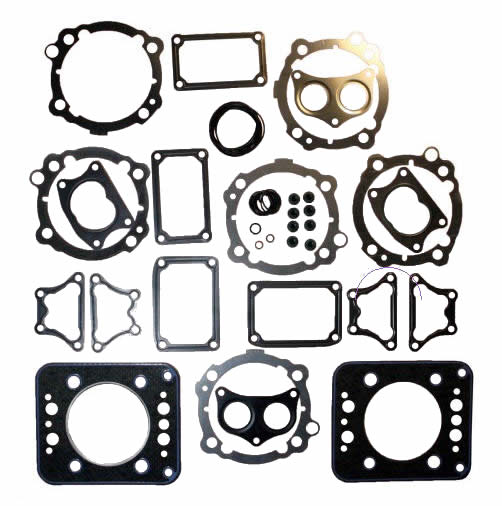 GASKET SET TOP DUCATI 748(748S)95-99