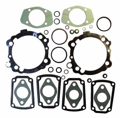 GASKET SET TOP DUCATI 600/750 M 99-01