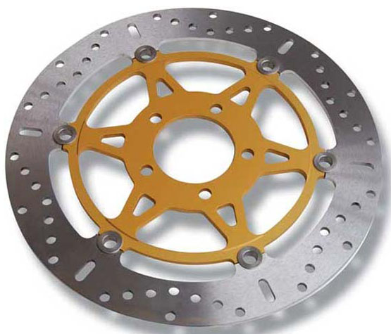 EBC standard replacement brake disc MD3104X