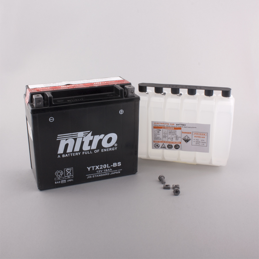 BATTERY RMCP YTX20L-BS(MF)
