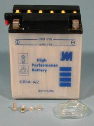 BATTERY RMCP YB14-A2